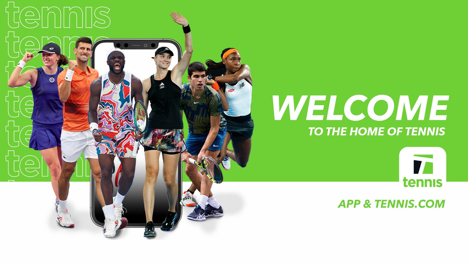 TENNIS PROMO GREEN TENNIScom.